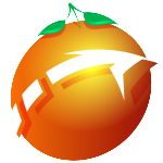 Orange Arrow Logo